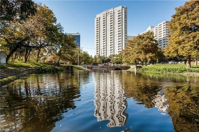 Dallas Condo For Sale: 3225 Turtle Creek Boulevard #829