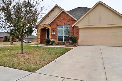 Forney Single Family Home For Sale: 201 Wolf Drive