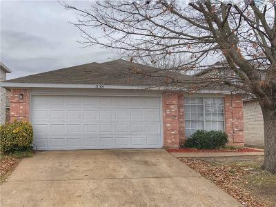 Duncanville Single Family Home For Sale: 1138 Lombard Lane