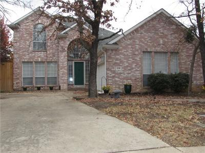 Lewisville Single Family Home For Sale: 1200 Wooded Creek Circle