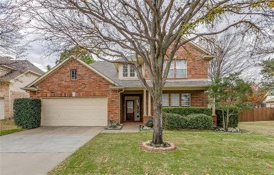 Flower Mound Single Family Home For Sale: 2725 Princeton Drive