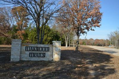 Canton Residential Lots & Land Active Contingent: Lot 7 Private Road 6120