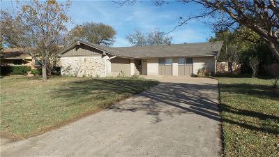 Dallas Single Family Home For Sale: 1254 Fullerton Drive