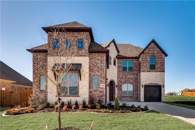Little Elm Single Family Home For Sale: 1620 Serra Drive