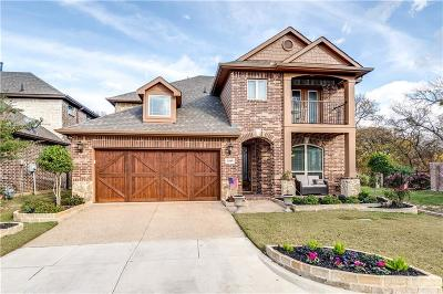 Hurst, Euless, Bedford Single Family Home For Sale: 2600 Gateway Court