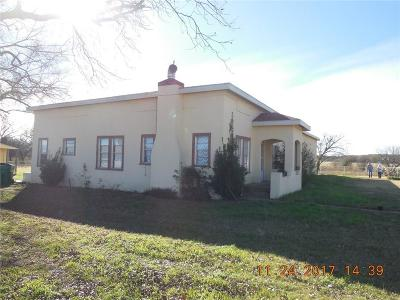 Eastland County Single Family Home For Sale: 7401 I-20 S Access