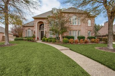 Mckinney Single Family Home Active Option Contract: 6212 Wildwood Drive