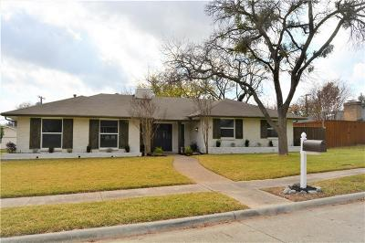 Dallas Single Family Home For Sale: 6748 Orangewood Drive