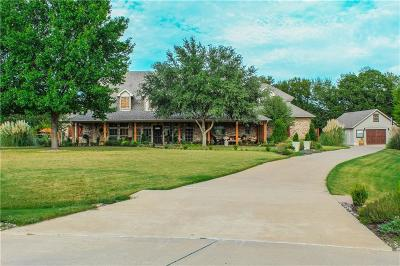 Flower Mound Single Family Home For Sale: 7400 Arabian Circle
