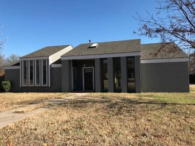 Highland Village Single Family Home Active Option Contract: 202 Greensprings Street