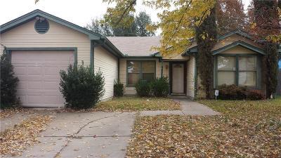 Arlington Single Family Home For Sale: 5407 Creekridge Drive