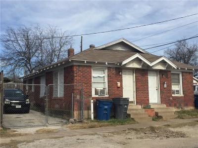 Dallas Multi Family Home For Sale: 1815 W Brooklyn Avenue