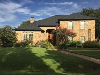 Lewisville Single Family Home Active Option Contract: 2014 Wanderlust Drive