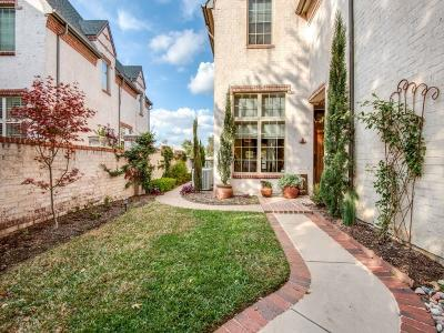 Coppell Townhouse For Sale: 734 Warwick Lane