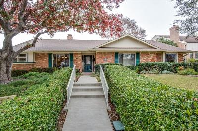 Carrollton Single Family Home Active Option Contract: 2813 Quail Ridge Drive