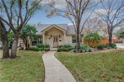 Fort Worth Single Family Home For Sale: 3700 Westcliff Road S