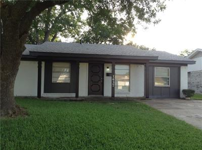 Mesquite Single Family Home For Sale: 1437 Eastern Heights Drive
