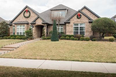 Plano Single Family Home Active Contingent: 3325 Leigh Drive