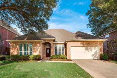 Grapevine Single Family Home Active Option Contract: 2714 White Oak Drive