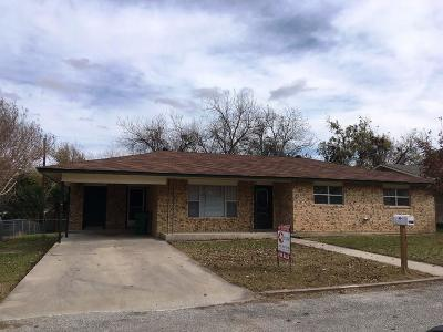 Comanche County Single Family Home For Sale: 1404 Marie Street