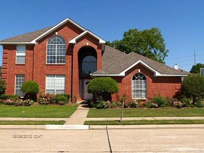 Arlington Single Family Home For Sale: 3139 Waterside Drive