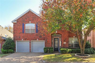 Arlington Single Family Home Active Option Contract: 4705 Seachest Lane