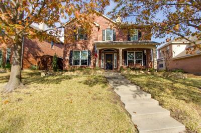 Frisco Single Family Home For Sale: 15650 Brookwood Drive