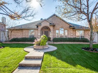 Rowlett Single Family Home Active Option Contract: 3106 Lochaven Drive