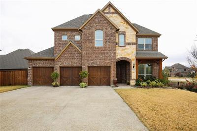 Prosper Single Family Home For Sale: 1300 Somerset Way