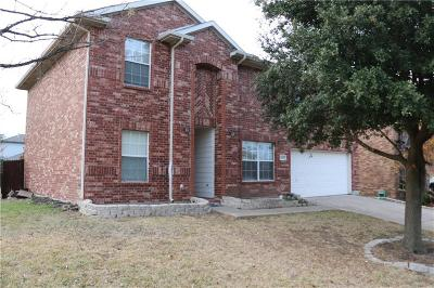 Forney Single Family Home For Sale: 1101 Halifax Lane