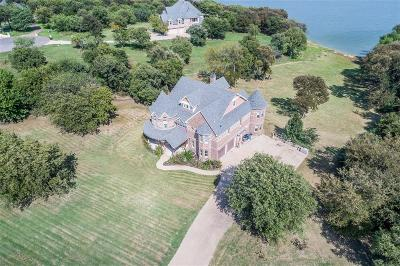 Little Elm Single Family Home For Sale: 6044 Pinnacle Circle