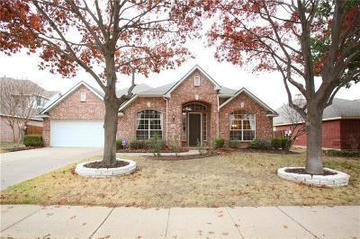 Flower Mound Single Family Home For Sale: 3600 Gallop Court