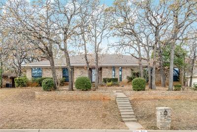 Trophy Club Single Family Home Active Option Contract: 511 Indian Creek Drive