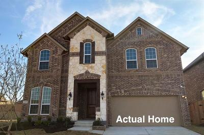 Little Elm Single Family Home For Sale: 2620 Spicewood Court