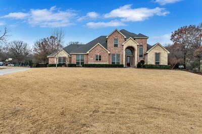 Aledo Single Family Home For Sale: 348 Creek Bend Drive