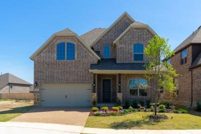 McKinney Single Family Home For Sale: 5905 Marigold Drive