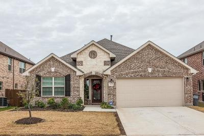 Little Elm Single Family Home Active Option Contract: 3437 Palm Lake Drive