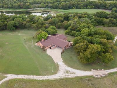 Waxahachie Single Family Home For Sale: 447 Ridge Creek Road