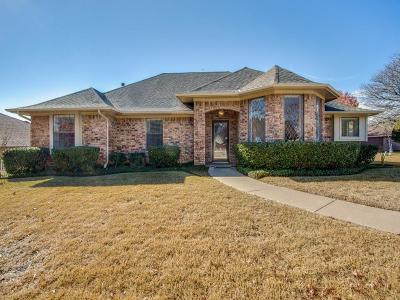 Carrollton Single Family Home Active Option Contract: 2216 Carmel Drive