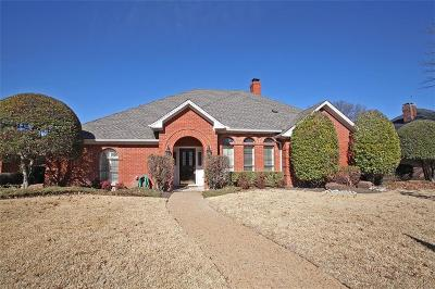 Plano Single Family Home For Sale: 3813 Cross Bend Road