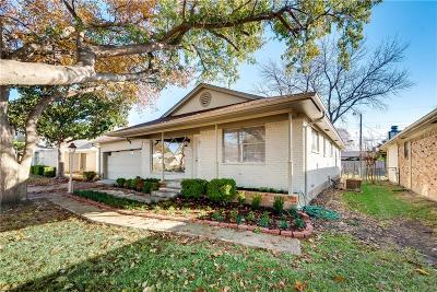Garland TX Single Family Home For Sale: $194,000