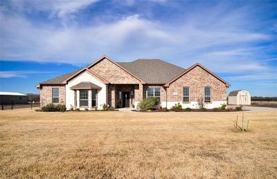 Caddo Mills Single Family Home Active Contingent: 3988 Fm 3211