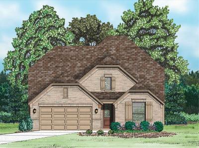 Princeton Single Family Home For Sale: 2105 Deckard Drive