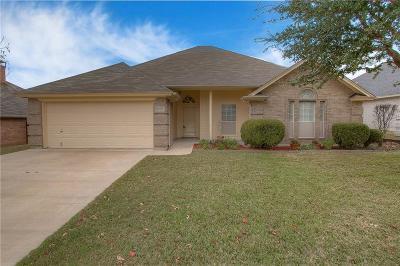Benbrook Single Family Home Active Option Contract: 10171 Sunridge Drive
