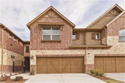 Euless Townhouse For Sale: 1604 Brook Grove Drive