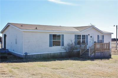 Stephenville Single Family Home Active Option Contract: 3572 County Road 185
