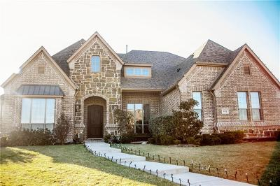 Prosper Single Family Home For Sale: 951 Moss Creek Drive