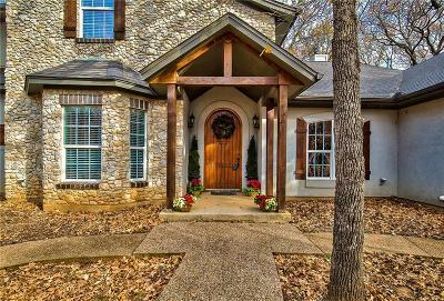 Burleson Single Family Home Active Contingent: 3233 E Trailwood Drive E