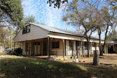 Brownwood Single Family Home For Sale: 480 Bluebonnet Lane