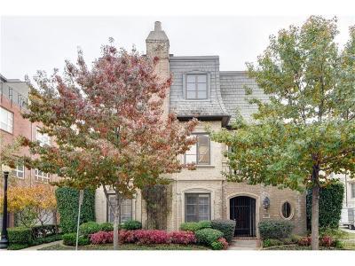 Dallas Townhouse For Sale: 2806 Thomas Avenue